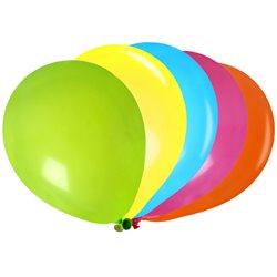 Ballon de Baudruche multicolore x 100