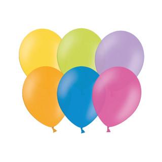 x100 Ballon de baudruche Mix