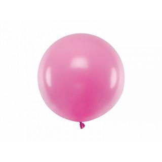 Ballon géant 60cm fuchsia