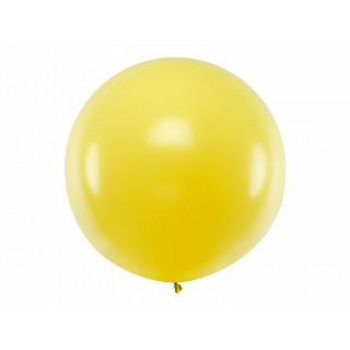 Ballon géant de Baudruche 1m jaune