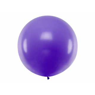 Ballon géant de Baudruche 1m Violet