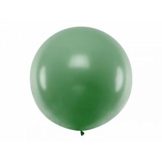 Ballon géant de Baudruche 1m Vert foncé