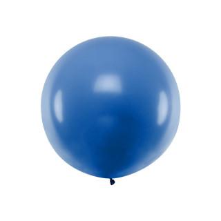Ballon géant de Baudruche 1 mètre Bleu Marine