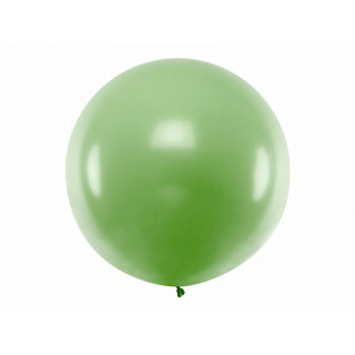 Ballon géant de Baudruche 1m Vert pomme