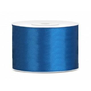 Ruban Satin Bleu marine 5cm - 25m