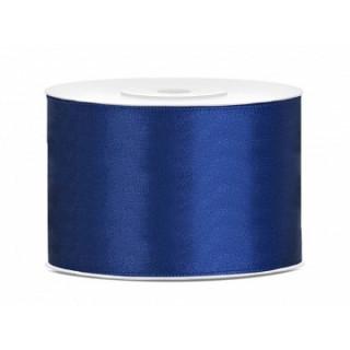 Ruban Satin Bleu Navy 5cm - 25m
