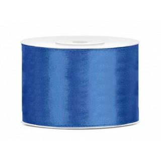 Ruban Satin Bleu royal 5cm - 25m