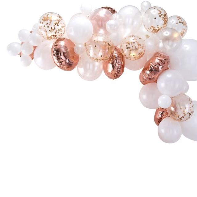 guirlande-ballon-rose-gold