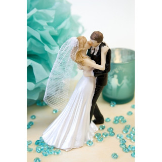 "Figurine mariage ""Passion"""