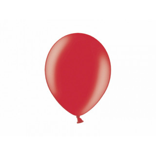 x100 Ballons rouge