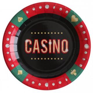 Assiette casino