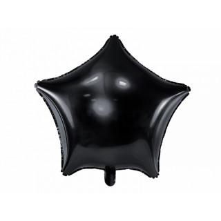 Ballon Mylar Etoile noir