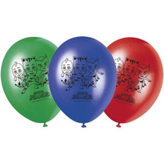 x8 Ballons Pyjamasques