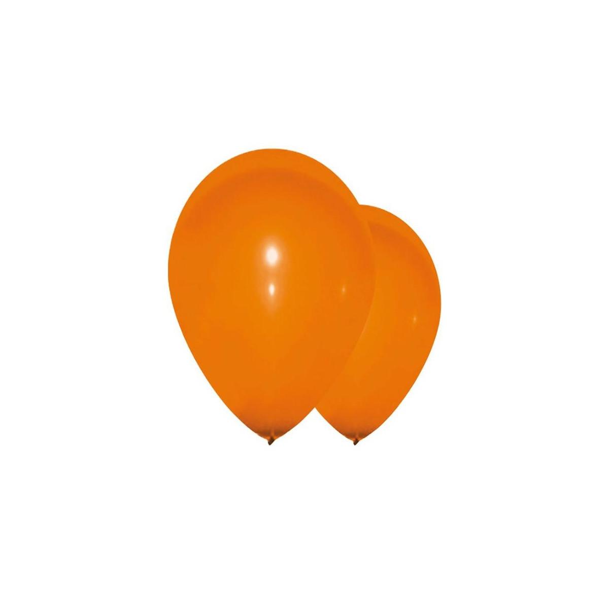 ballon-baudruche-uni-orange