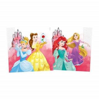 x20 Serviettes Princesses Disney compost