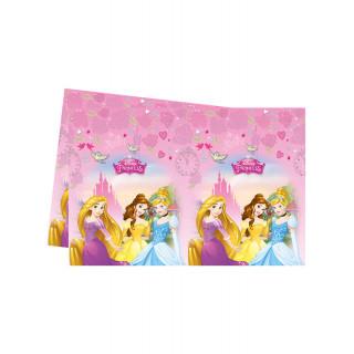 Nappe en plastique Princesses Disney 120x180cm