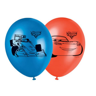 x8 Ballons Cars