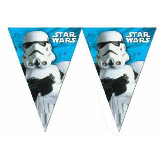 Guirlande fanion Star Wars