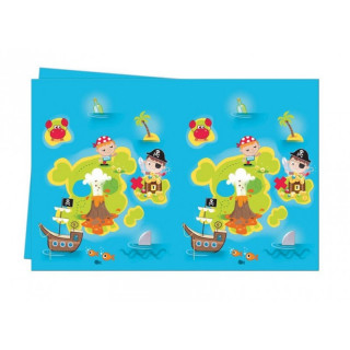 Nappe en plastique Pirate 120x180cm