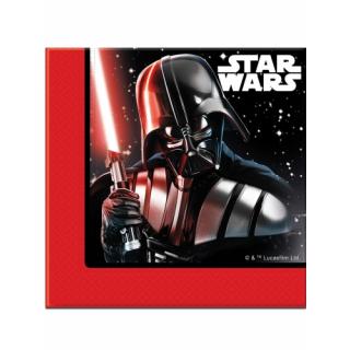 x20 Serviettes Star Wars