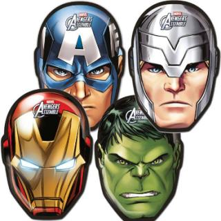 x6 Masques Avengers