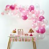 Arche ballon pink