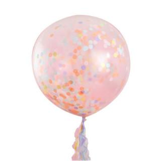 Ballon-géant-multicolor