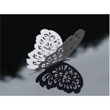 Decoration Voiture Mariage Papillon