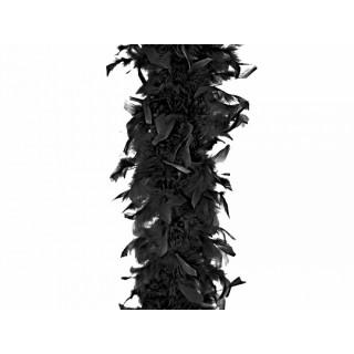 Boa noir d'1m80