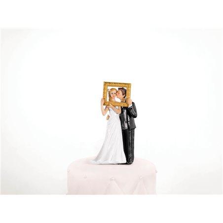 Figurine Mariage Cadre