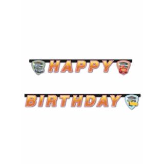 guirlande anniversaire cars