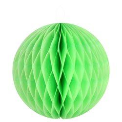 2 Boules Alvéolées 20 cm - Vert
