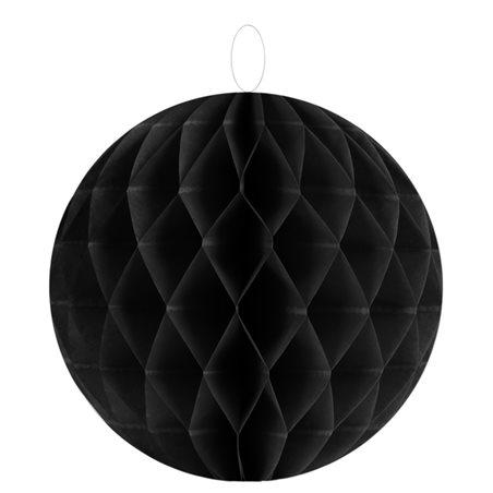 2 Boules Alvéolées 20 cm - Noir