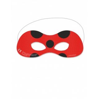 masque ladybug x6