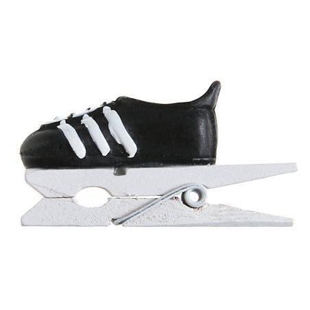 6 Pinces décoratives Foot