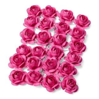 fuschia 24 petite roses
