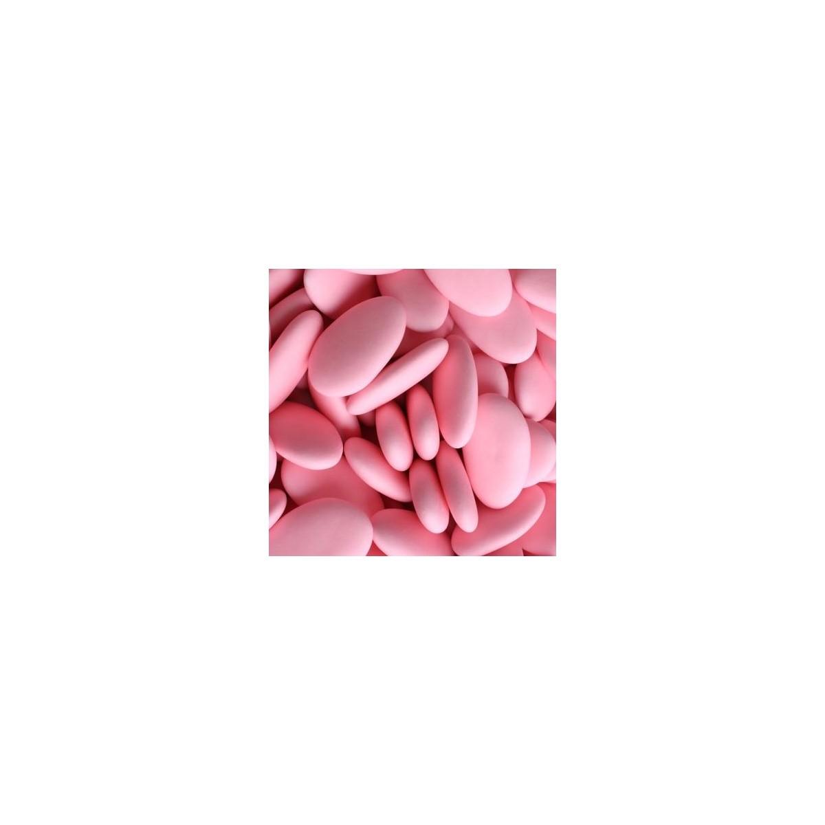 PACK 5KG Dragées Chocolat - Rose