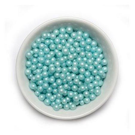 Dragées Perles Bleu Clair - 100g