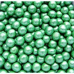 Dragées Perles Vert 100g