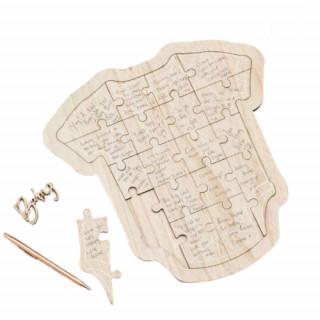 livre d'or-original-naissance-puzzle