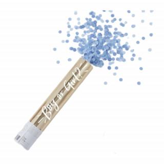canon a confetti bleu garcon