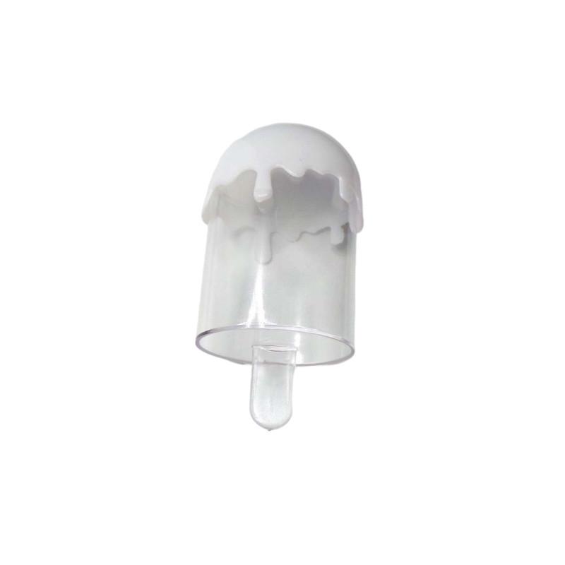 Contenant transparent Glace