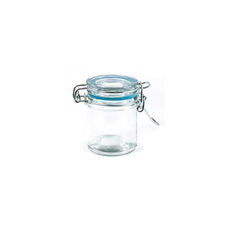 mini bocal dragees joint bleu