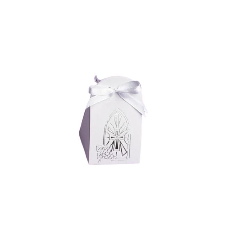 50 x Ballotin Communion Croix