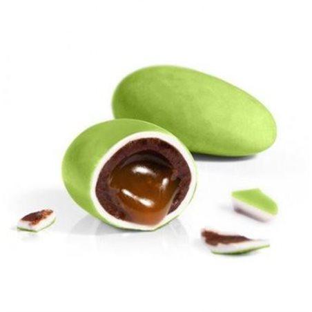 1kg Liquicroc Caramel Beurre Salé - Vert