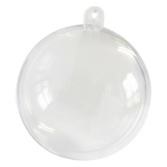200 boule transparente 5cm