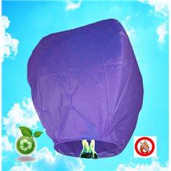 Lanterne Volante Biodégradable - Violet