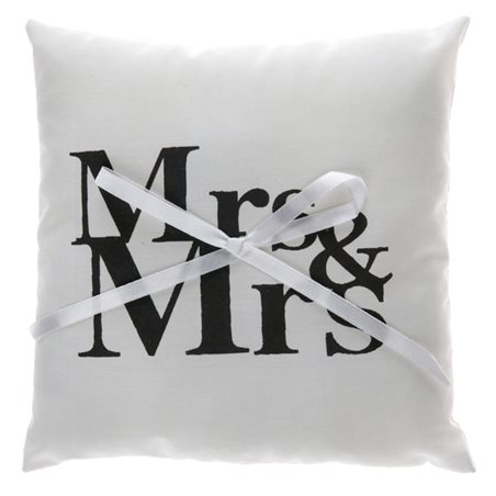 Coussin Alliance Mr Mrs