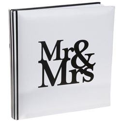 Livre d'Or Mr et Mrs
