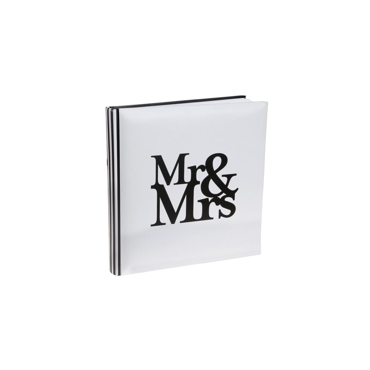 Livre d'Or Mr et Mrs